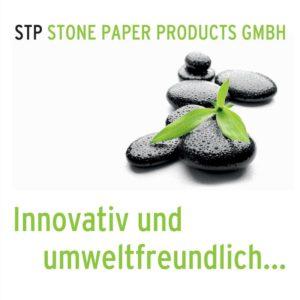 Nachhaltige Einsparungen bei der Erzeugung einer Tonne Steinpaper im Verhältnis zur Gewinnung von Papier aus Zell- oder Holzstoff