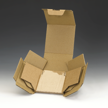 Emba-Quick® – The one-piece retention packaging