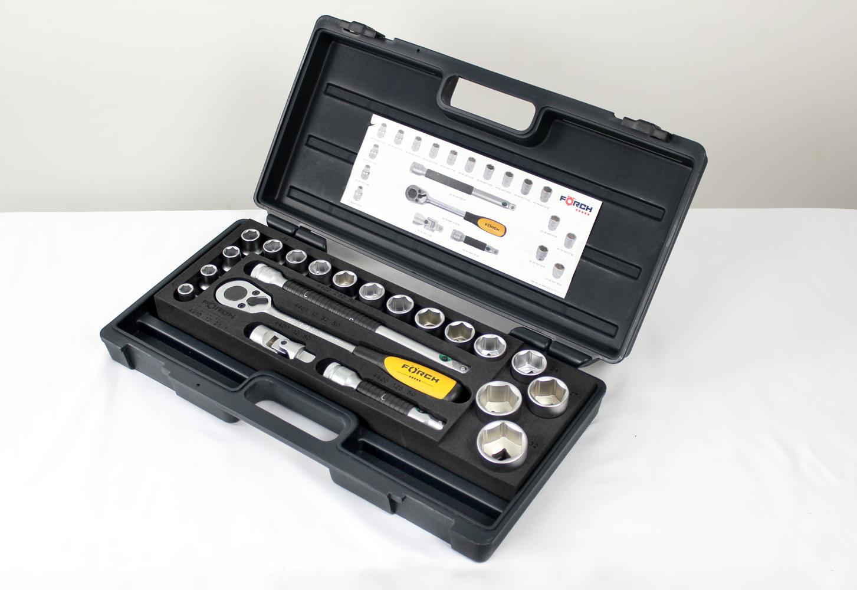 Koffer- und Werkzeugeinsätze