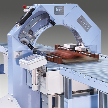 Emba-TrayTec® – The automatic packaging solution