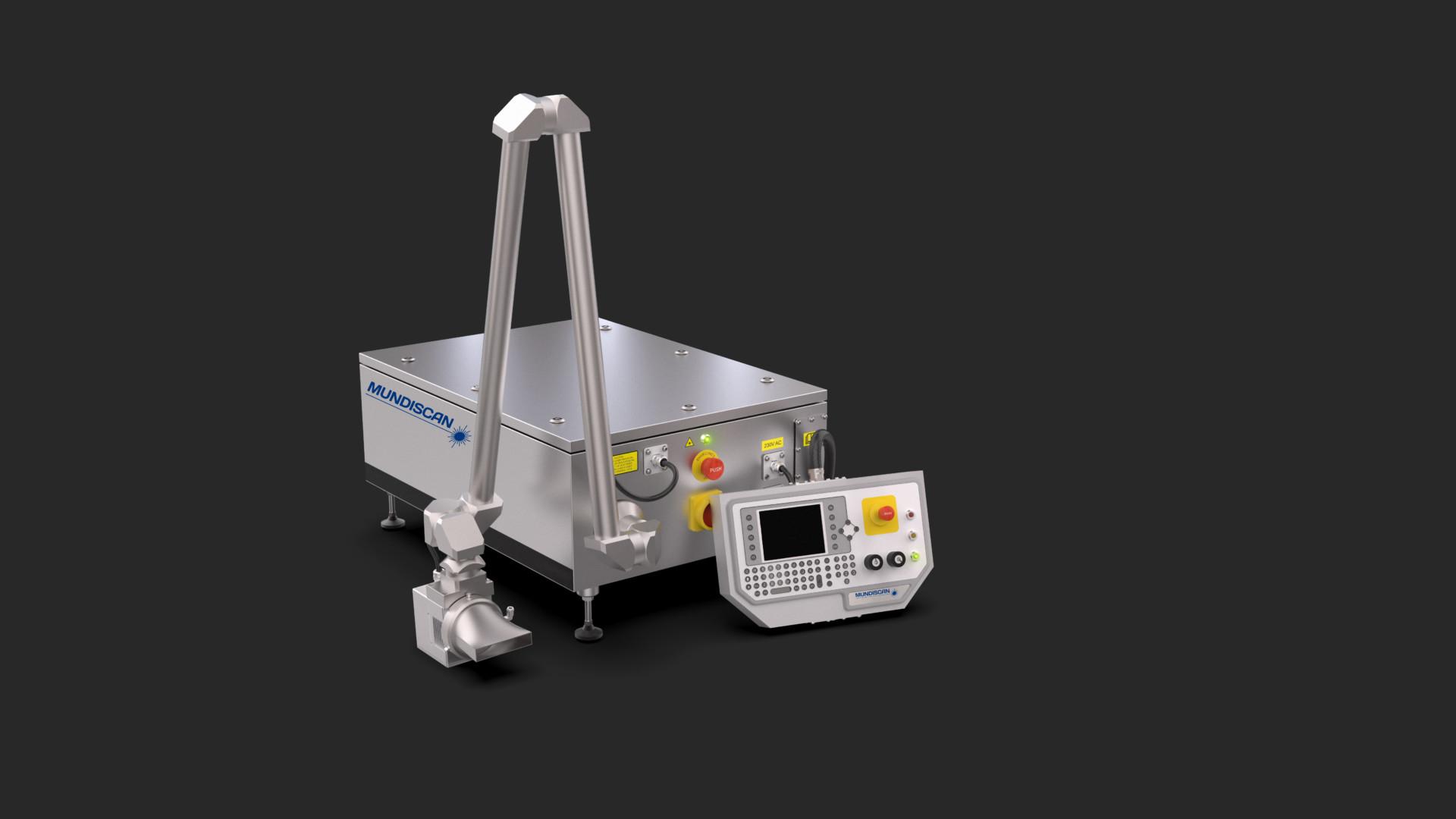 MundiScan Laser