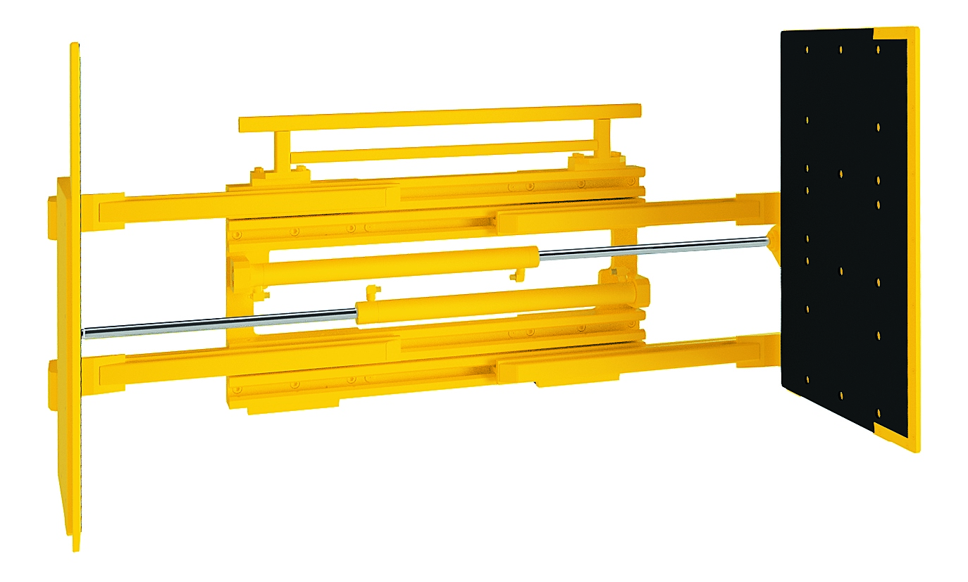 CARTON and APPLIANCE CLAMPS
