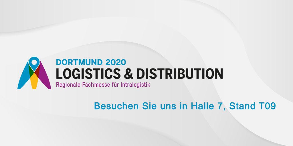 LOGISTICS & DISTRIBUTION Dortmund Halle 7, Stand T09