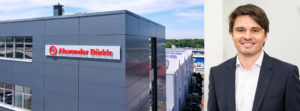 Compact storage system creates space at Alexander Bürkle