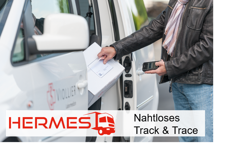 Transport-App Hermes