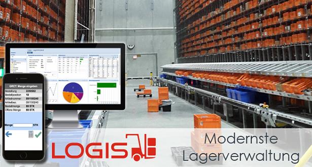 Logis warehouse management system