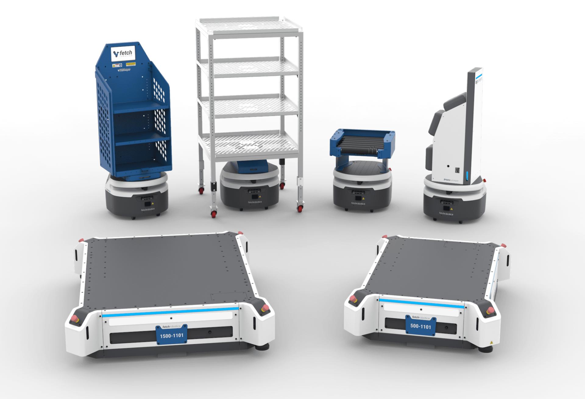 Autonomous Mobile Robots (AMR)