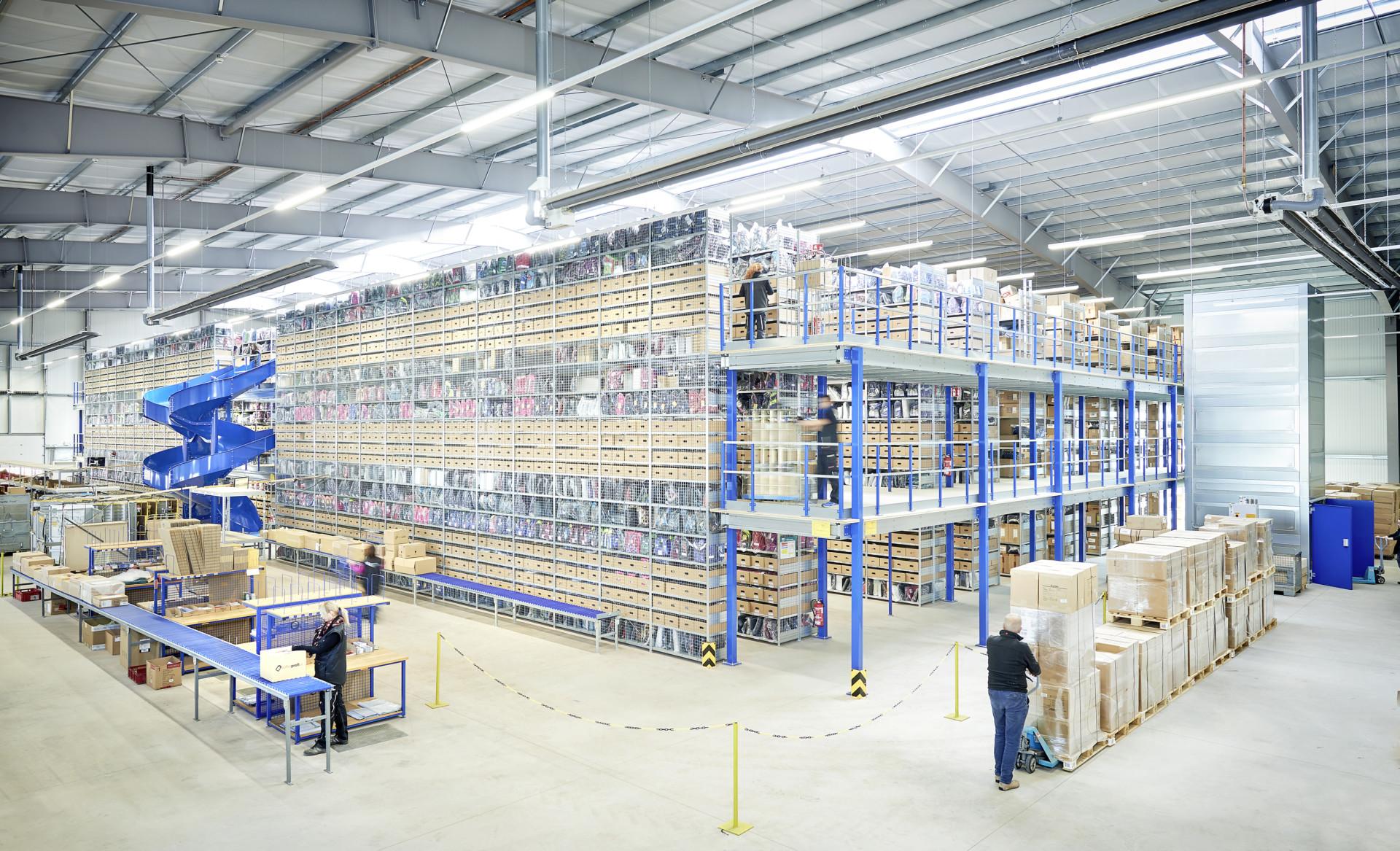 Multi-tier installations
