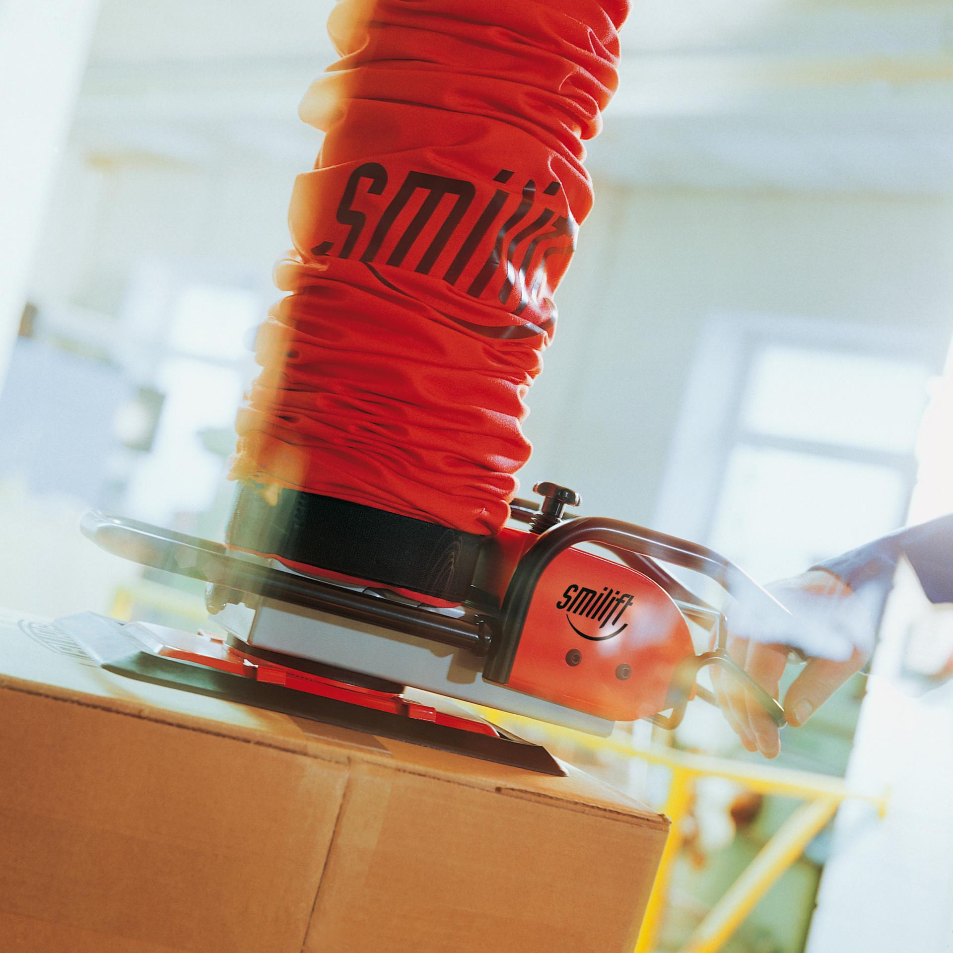 Vacuum tube lifter eco smilift