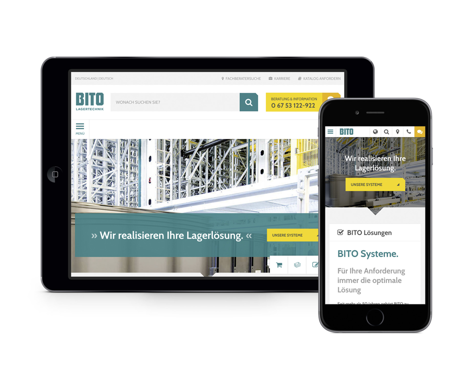BITO – Ihr globaler Projektpartner
