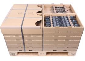 Verpackungsentwicklung: Case 'Ausweichverpackung' – fast 300 Varianten von Ausweichverpackungen für Nockenwellen machten Handling und Lagerung ineffizient. Die Verpackungsentwicklung von Knüppel hatte da eine bessere Idee.