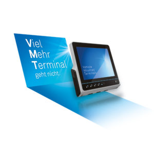 Vehicle Mounted Terminals – VMT9000 Serie