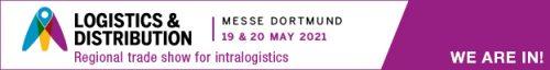Logistics & Distribution 2021 - Signatur Banner